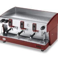 Kaffeemaschine Atlas-EPU-3g-Rot